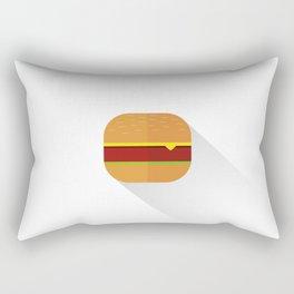 Say flat! Rectangular Pillow