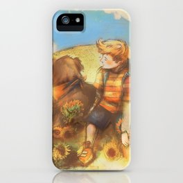 So Are The Eyes - [Mother 3] iPhone Case