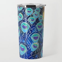 Peacock - Brave Travel Mug