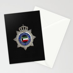 Ministry of interior - Kuwait Stationery Cards