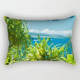 Kahanu Garden Rectangular Pillow