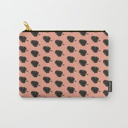 Pink autumn's leaves Carry-All Pouch
