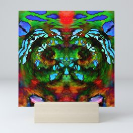 Art Therapy Mini Art Print