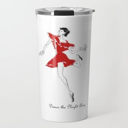 Je Suis Dance the Night Away Travel Mug