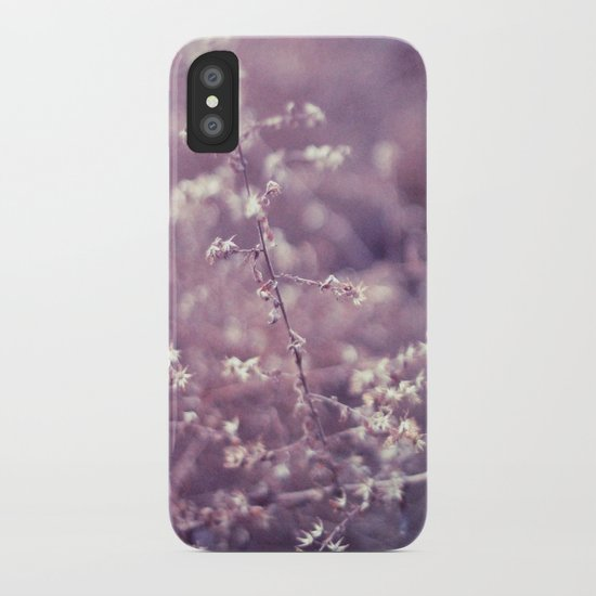 Blustered iPhone Case