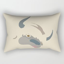 Cute Appa Rectangular Pillow