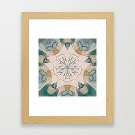 Spin soul Framed Art Print