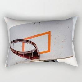 basketball hoop 4 Rectangular Pillow