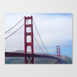 Golden Gate Bridge - San Francisco, California Canvas Print