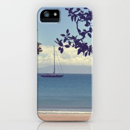 Going Sailing iPhone Case