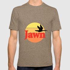 Wawa Jawn LARGE Mens Fitted Tee Tri-Coffee