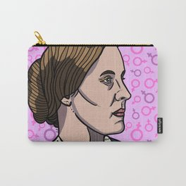 Susan B. Anthony Carry-All Pouch