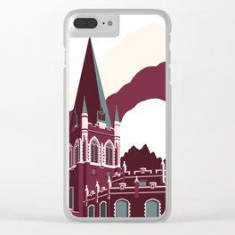Sanctuary XXVII Clear iPhone Case
