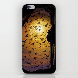 Flock Together iPhone Skin