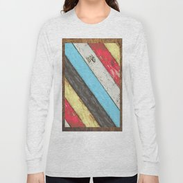 Vintage Style Long Sleeve T-shirt