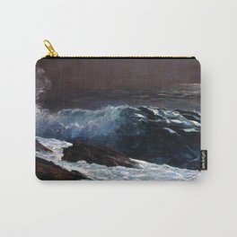 Winslow Homer - Sunlight on the Coast Carry-All Pouch