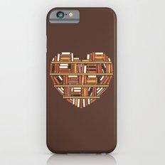 I Heart Books iPhone 6s Slim Case