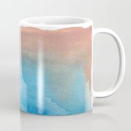 beach from the sky Coffee Mug