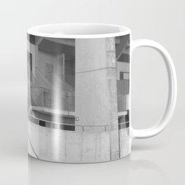 katowice stadion, texture photography, architecture Coffee Mug