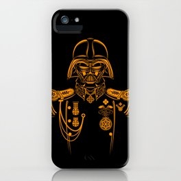Marshal Darth Vader iPhone Case
