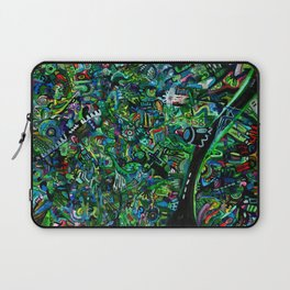 Emerald City Laptop Sleeve