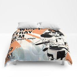 Propaganda Series 5 Comforters