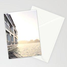 halong bay Stationery Cards