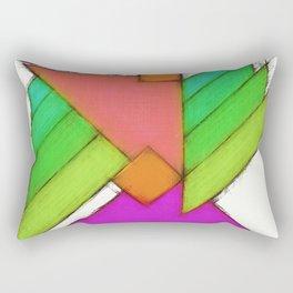 Mechanical wings 2 Rectangular Pillow