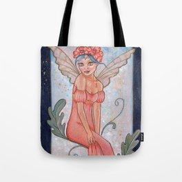 Poppy Fairy Tote Bag