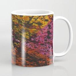 Corner Splatter # 12 Coffee Mug