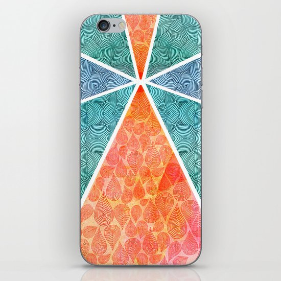 Pyramids of Giza iPhone & iPod Skin