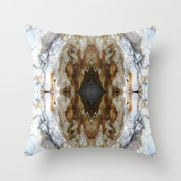 Holy Realm Throw Pillow