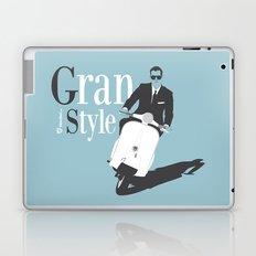 Grand Style Laptop & iPad Skin