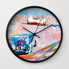 Rennsport Reunion 2011 Wall Clock