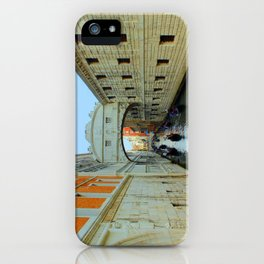 Bridge of Sighs, Venice, Italy,  in the late afternoon sun. iPhone Case