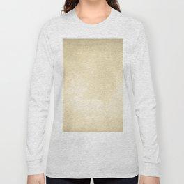 Simply Antique Linen Paper Long Sleeve T-shirt