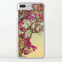 Farewell Clear iPhone Case