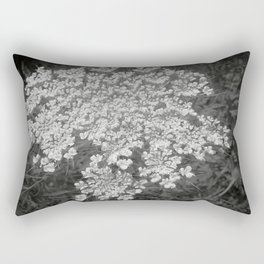 Queen Anne's Lace 4 Rectangular Pillow