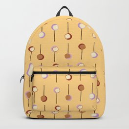 Cake Pop Parade - Yellow Backpack