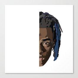 xxx tentacion Canvas Print