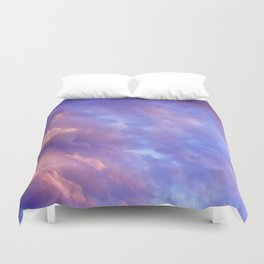 Sunset Dramatic Unicorn Colours Duvet Cover