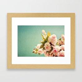 FlowerMent Framed Art Print