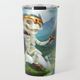 The Flying Skeleton Travel Mug