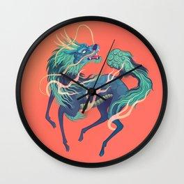 Mighty Kirin Wall Clock