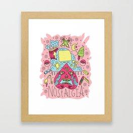 """""""AFTER"""" Framed Art Print"""