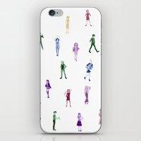 ahs iPhone & iPod Skins featuring AHS by Ree (rvsalochka)