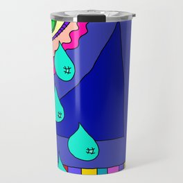 Abstract 34 Travel Mug