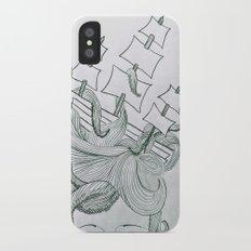 Sea Creature iPhone X Slim Case