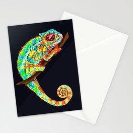 Color Changing Chameleon Stationery Cards