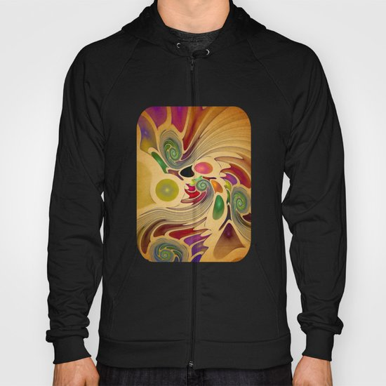 Four-headed Dragon Hoody